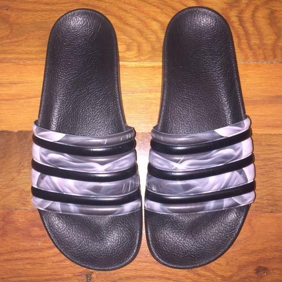 adidas sandals rita ora