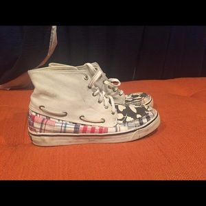 Sperry Top-Sider Shoes - Sperry high top sneakers
