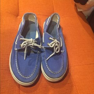 Sperry Top-Sider Shoes - Blue sperry shoes