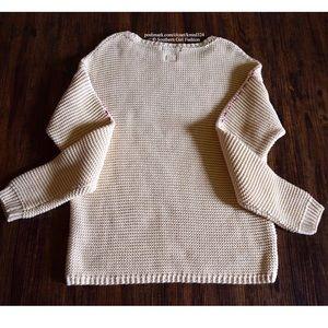 Antik Batik Sweaters - ANTIK BATIK Tunic Intricate Bohemian Layering Top b59e4a8a6