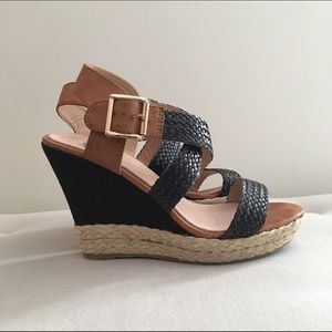 Pretty Woman Wedge Sandal