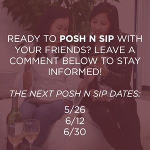 Other - Posh N Sip - Join The Movement! #4