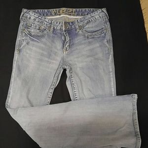 Rue21 jeans size 9/10