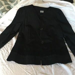 Philosophy di Alberta Ferretti Jackets & Blazers - Philosophy by Alberta Ferretti black blazer sz 10