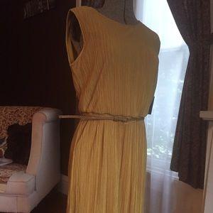 Ellen Tracy sleeveless dress, size 8