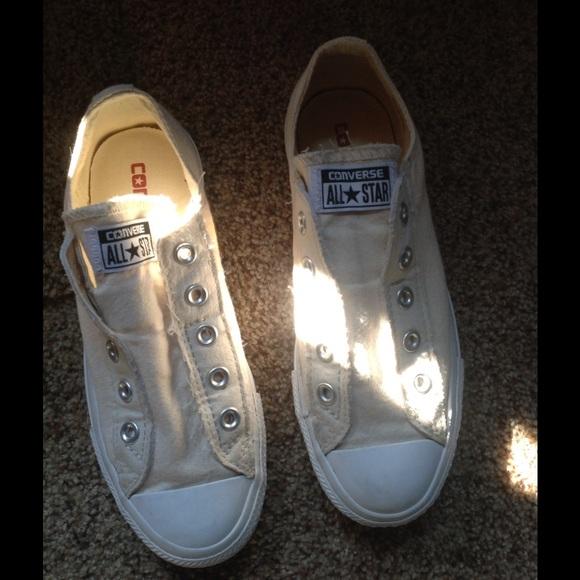 26b80da7a48d Converse Shoes - Converse All Star Laceless slip on se Shoes