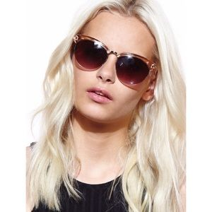 MINKPINK | Light & Bright Sunnies