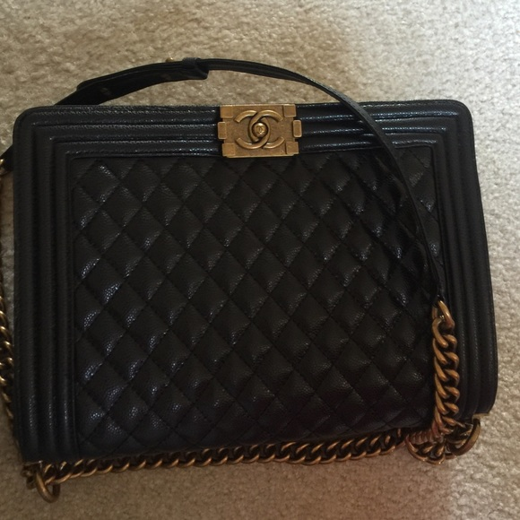 e17bc5020c58b4 CHANEL Bags | Le Boy Bag | Poshmark