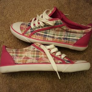 91 coach shoes coach sneaker shoes with cs in pink