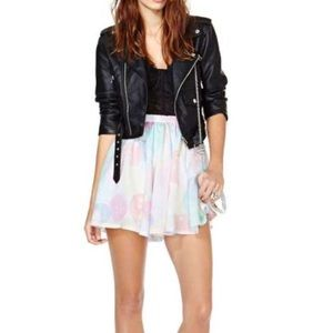 Nasty Gal Dresses & Skirts - Nasty Gal Balloon Life Of The Party Skater Skirt