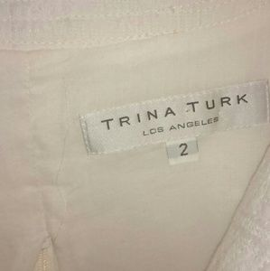 Trina Turk Dresses - Beautiful linen mini