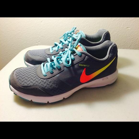 Grey Nike Women S Air Relentless  Running Shoes