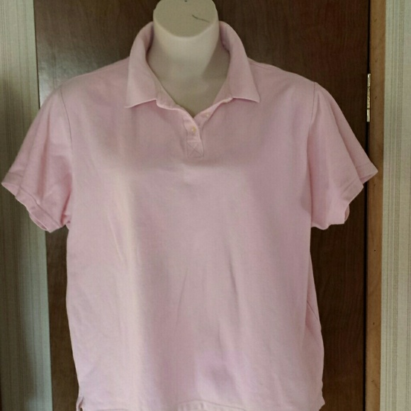 53 off croft barrow tops bundle of three pale pink for Croft and barrow womens polo shirts