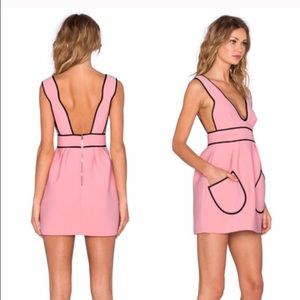 Alice McCall Dresses & Skirts - Brand new pink flare dress
