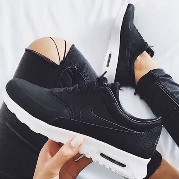 damen Nike Sportswear AIR MAX THEA PRM Sneaker low beach