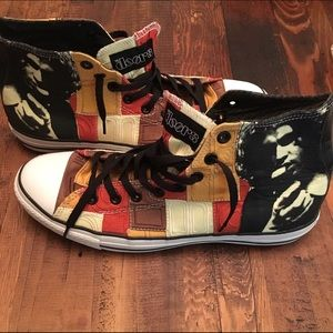 aef355a652c4 Converse Shoes - The Doors▫️Converse All Star Music Collection