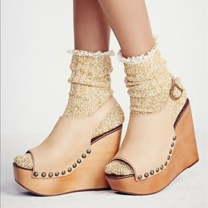 Jeffrey Campbell Shoes - Brand new Jeffrey Campbell wedges