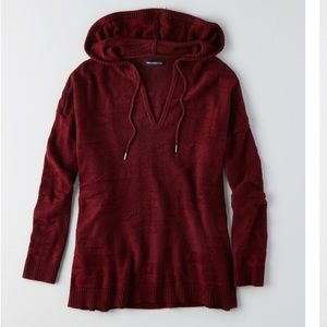 American Eagle Outfitters Tops - New American Eagle Women's Baja Hoodie - Large
