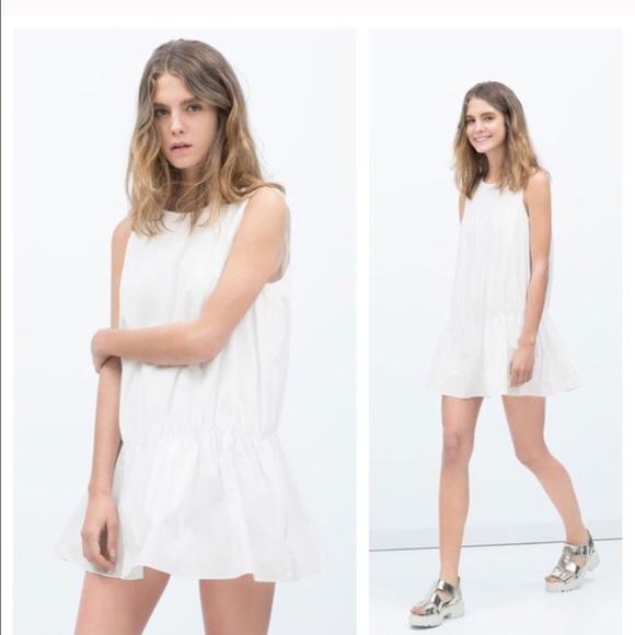 a4d5d9d868a1 ZARA Skirt Jumpsuit. M 57243925713fde53ec022154