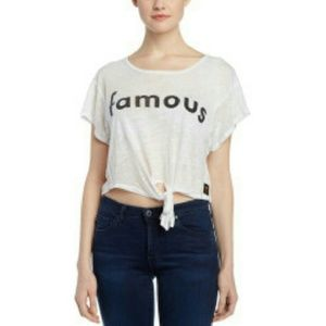 Tops - famous tee