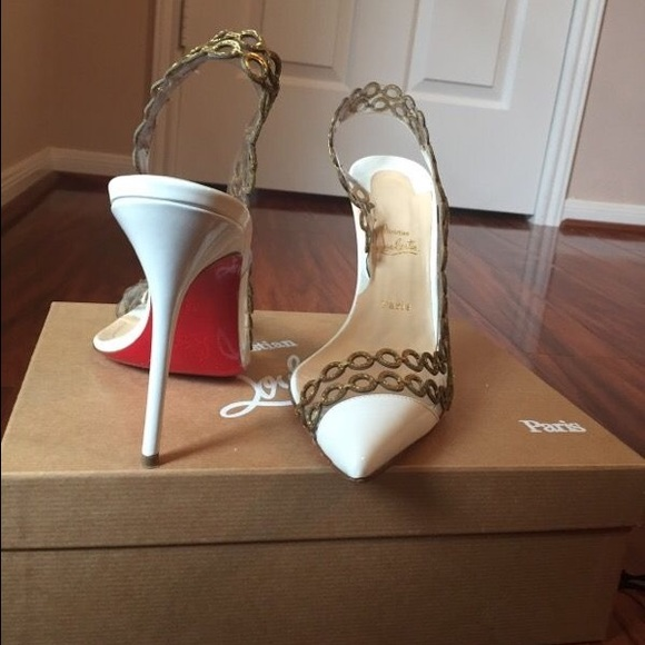 christian louboutin shoes size 39