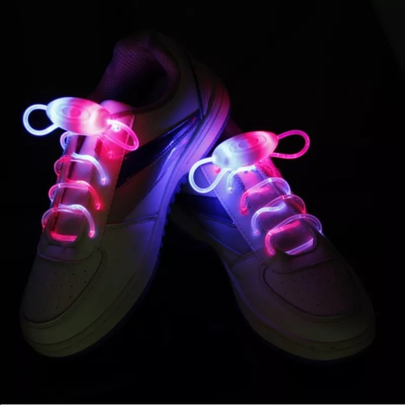 Glow In The Dark Running Shoe Laces