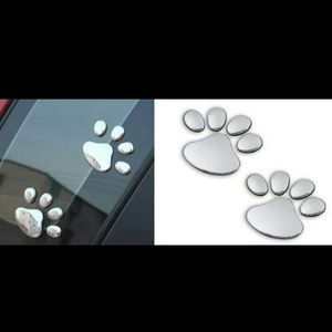 Other - 3D Paw Decal