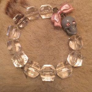 Tarina Tarantino Jewelry - Tarina Tarantino skull bracelet