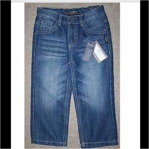 Boys Silver Jeans - Jon Jean