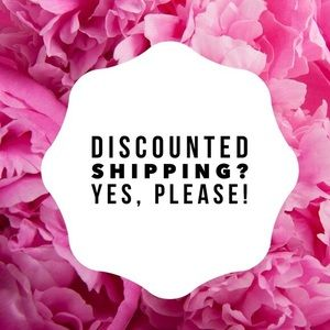 Discounted Shipping Rates!!!!