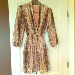 Bar III dress XS