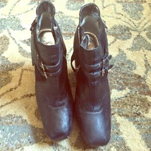 Sam Edelman one of a kind booties