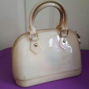 Tan jelly bag