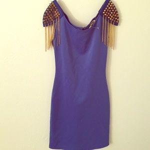 Arden B   short dress
