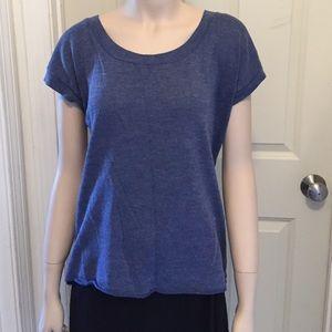 Absolutely Tops - Short sleeved lightweight sweater