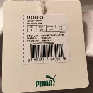 Rihanna Fenty Pumas Glisse 8.5 XnFpfA4TS