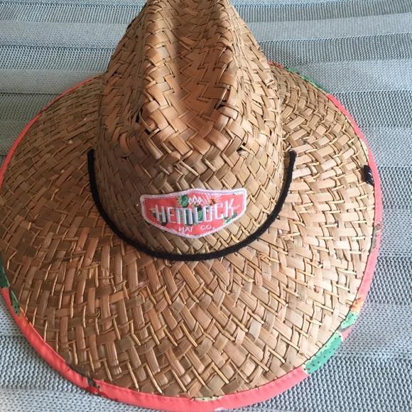 e97ed942 Cactus straw hat