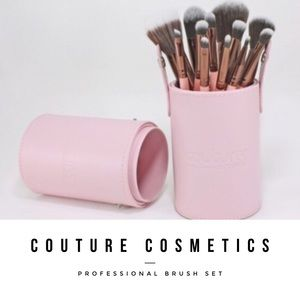 Couture Cosmetics Other - Couture Brush Set