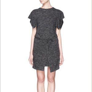 Isabel Marant Etoile Tie Waist Mini Dress