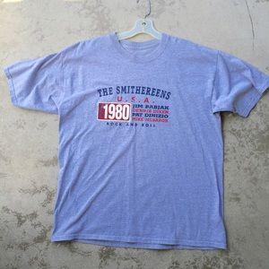 """Other - Smithereens """"USA 1980"""" band tee."""