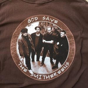 "Other - ""God Save the Smithereens"" band tee"