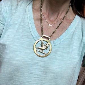 Laura James Jewelry Jewelry - Pelican necklace
