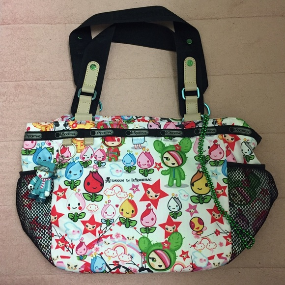 77b7aa97ac0a Handbags - LeSportsac x Tokidoki x Hello Kitty Handbag
