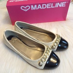 Madeline Brigid Flats - Mushroom