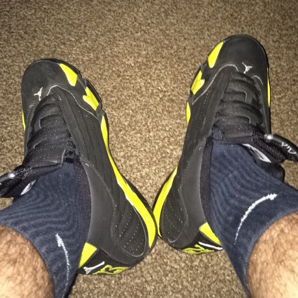 Jordan Shoes   Jordan Retro 4 Thunder