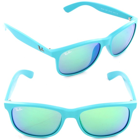 df1e9c901 Ray-Ban Accessories | Rayban Andy Rb 4202 60723r Turquoise ...