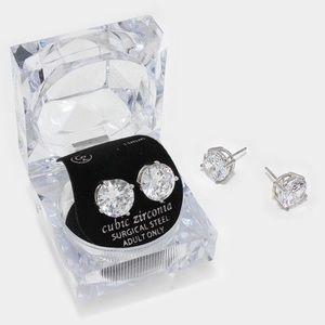 Farah Jewelry Jewelry - Round Cut CZ