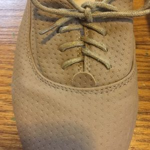 Atmosphere Shoes - Brown flats