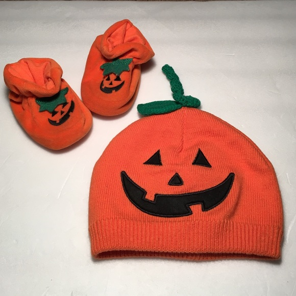 off Toys R Us Other Baby Halloween Cap & Shoes from