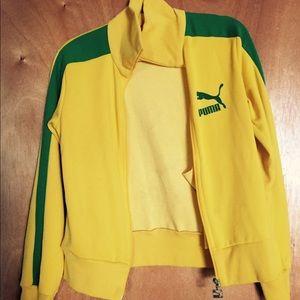9e4e0ecdb6b9 Puma Jackets   Coats - Puma track jacket